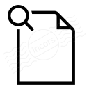Document Pinned Icon 128x128