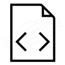 Document Tag Icon 128x128