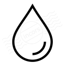 Drop Icon 128x128