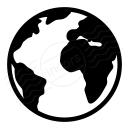 Earth Icon 128x128