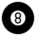 Eightball Icon 128x128