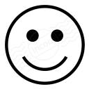 Emoticon Smile Icon 128x128