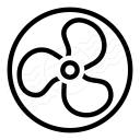Fan Icon 128x128
