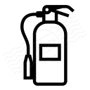 Fire Extinguisher Icon 128x128