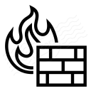 Firewall 2 Icon 128x128