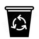 Garbage Full Icon 128x128