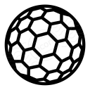 Golf Ball Icon 128x128