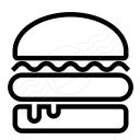 Hamburger Icon 128x128