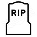 Headstone Icon 128x128