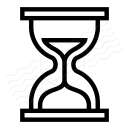 Hourglass Icon 128x128