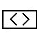 Html Tag Icon 128x128