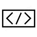 Html Tag 2 Icon 128x128