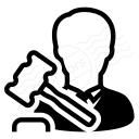 Judge Icon 128x128