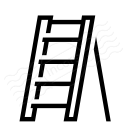Ladder Icon 128x128