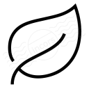 Leaf Icon 128x128