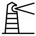 Lighthouse Icon 128x128