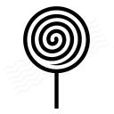 Lollipop Icon 128x128