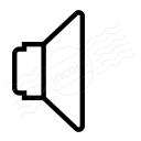 Loudspeaker Icon 128x128
