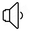 Loudspeaker 2 Icon 128x128