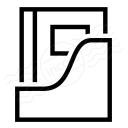 Magazine Folder Icon 128x128