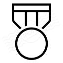 Medal Icon 128x128