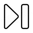 Media End Icon 128x128