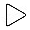 Media Play Icon 128x128