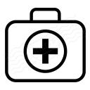 Medical Bag Icon 128x128