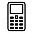 Mobile Phone Icon 128x128