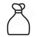 Moneybag Icon 128x128