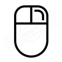 Mouse Right Button Icon 128x128