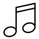 Music Icon 128x128