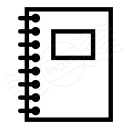 Notebook 2 Icon 128x128