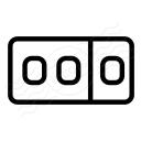 Odometer Icon 128x128