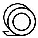 Packaging Tape Icon 128x128