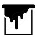 Paint Bucket Icon 128x128
