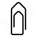 Paperclip 2 Icon 128x128