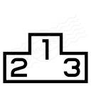 Podium Icon 128x128