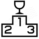 Podium 2 Icon 128x128