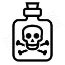 Poison Icon 128x128
