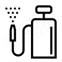 Pressure Sprayer Icon 128x128