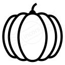 Pumpkin Icon 128x128