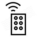 Remote Control Icon 128x128
