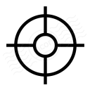 Reticle Icon 128x128