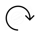 Rotate Right Icon 128x128
