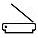 Scanner Icon 128x128