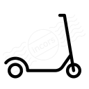 Scooter Icon 128x128