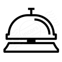 Service Bell Icon 128x128