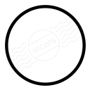 Shape Circle Icon 128x128