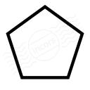 Shape Pentagon Icon 128x128